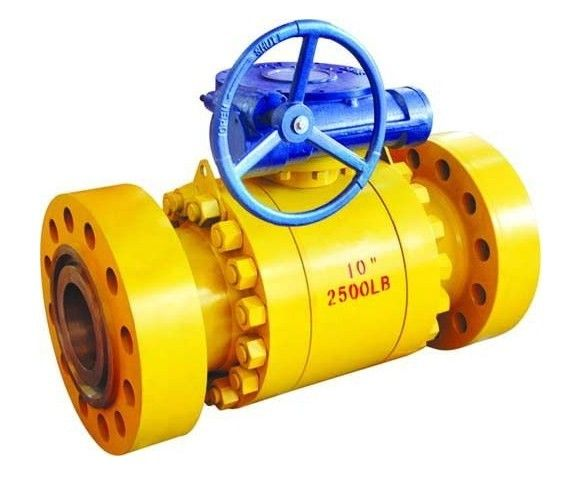 Reasons for Ball Valve Leakage during Construction Period