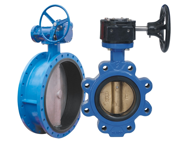 Some Knowledge about Butterfly Valves