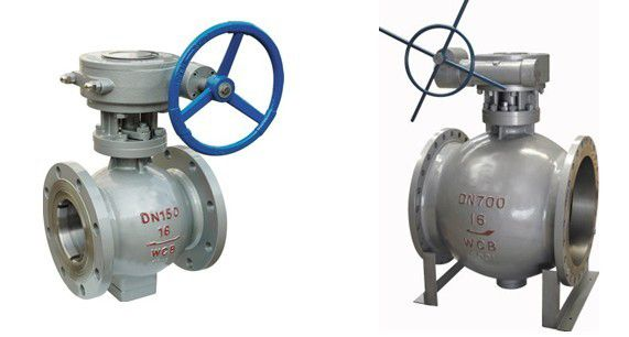 What is Eccentric Semi-ball Valve